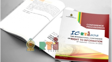 International Conference on Right to Information – 2018